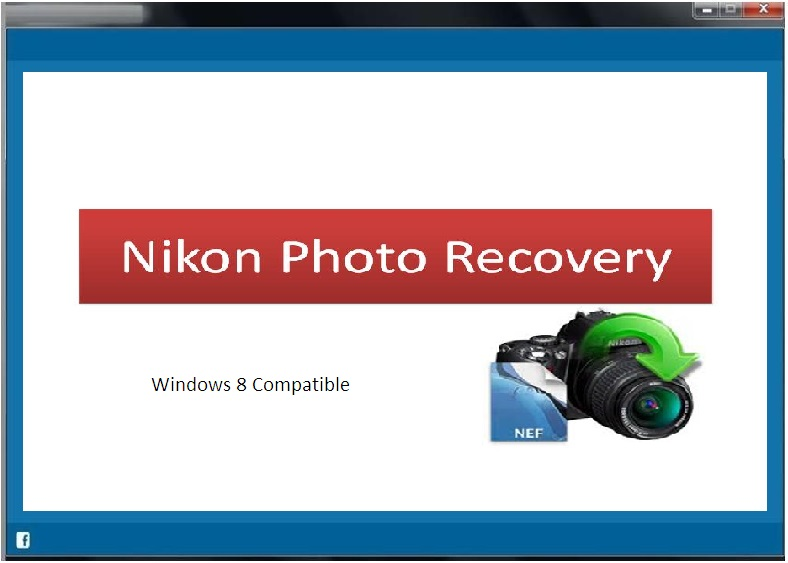 Tool to recover pictures from Nikon camera